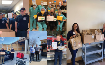Helping Tenants and First Responders during COVID-19