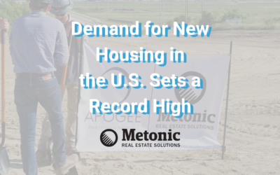 Demand for New Housing in the U.S. Sets a Record High