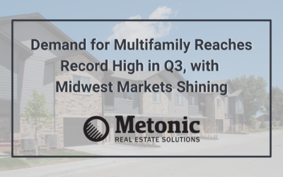 Demand for Multifamily Reaches Record High in Q3, With Midwest Markets Shining